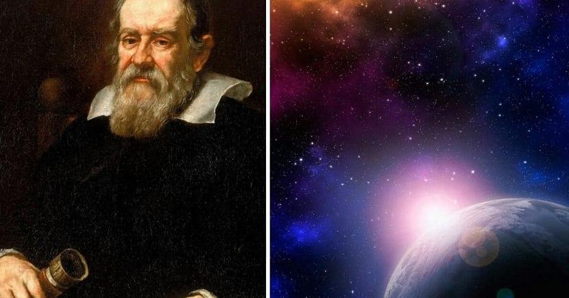 Galileo Galilei y el aporte a la astronomia