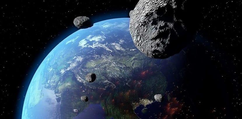 órbitas de asteroides