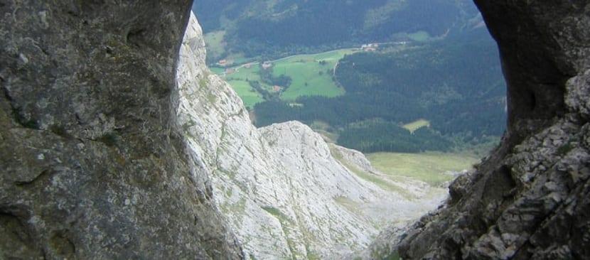 Características de los Montes Vascos