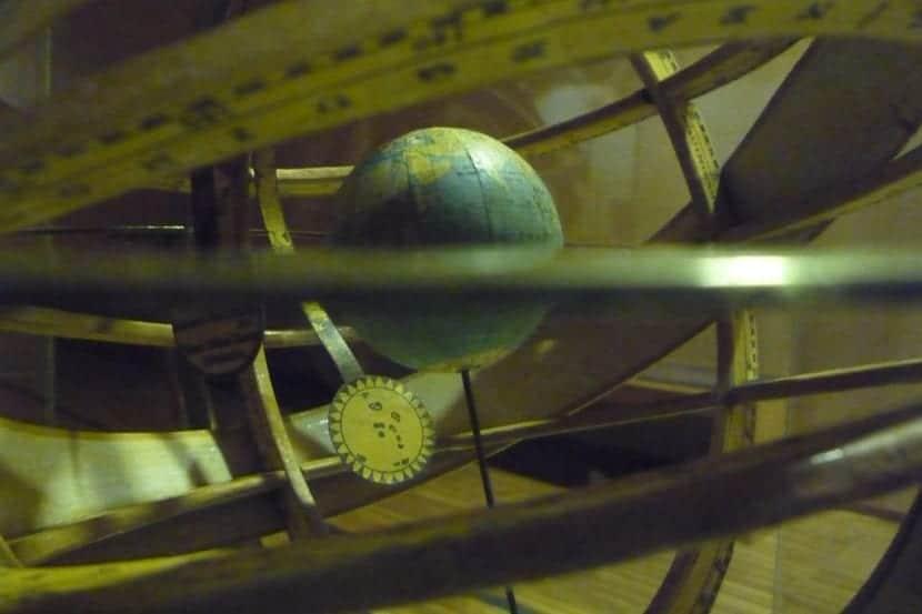 Esfera armilar de Eratóstenes