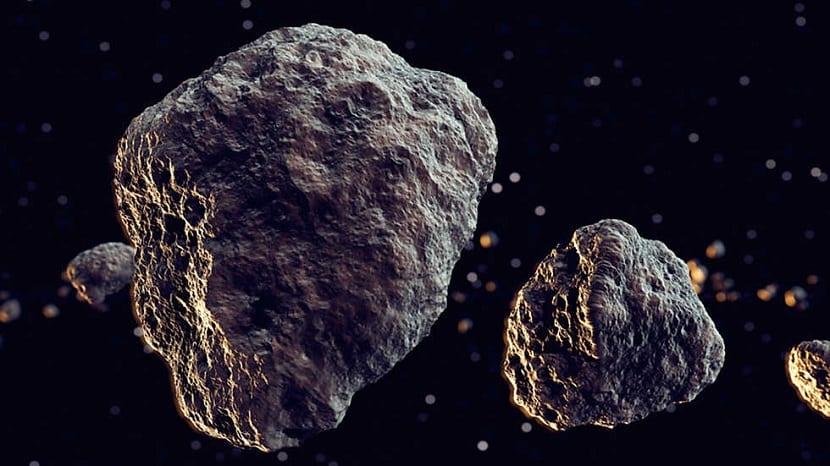 Orbita de asteroides