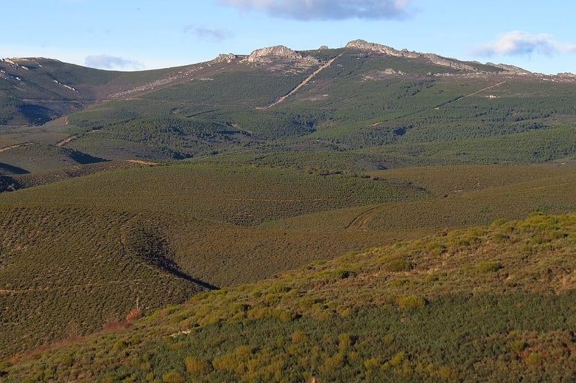 Sierra de la Culebra