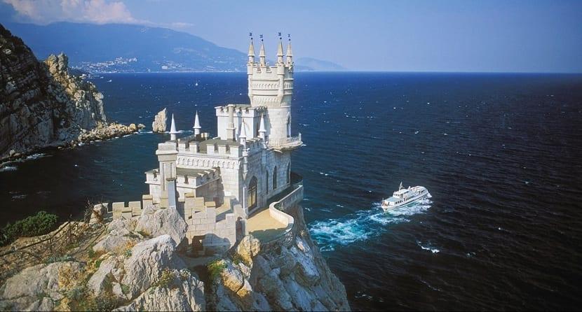 Turismo en mar negro