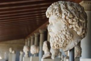 Aristarco de Samos en estatua