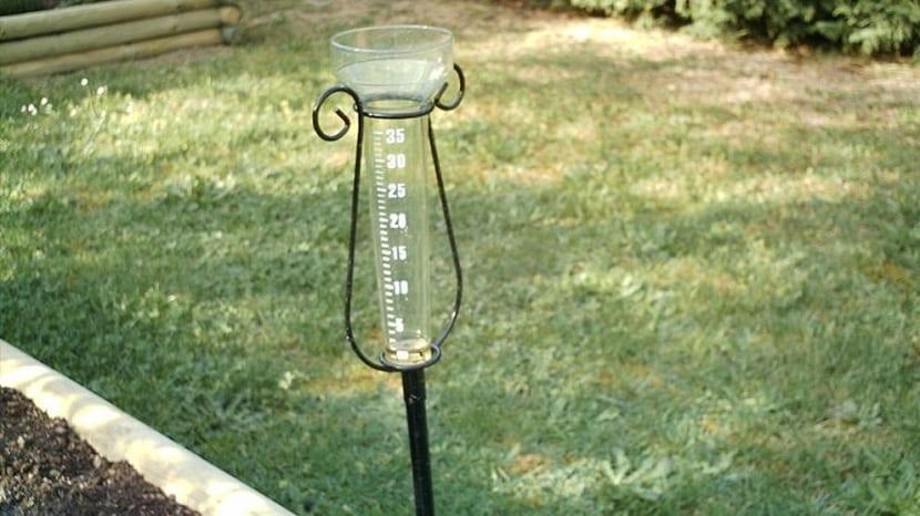 Como medir la lluvia