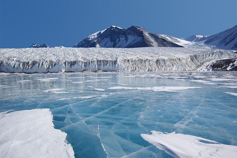 Deshielo de casquetes polares
