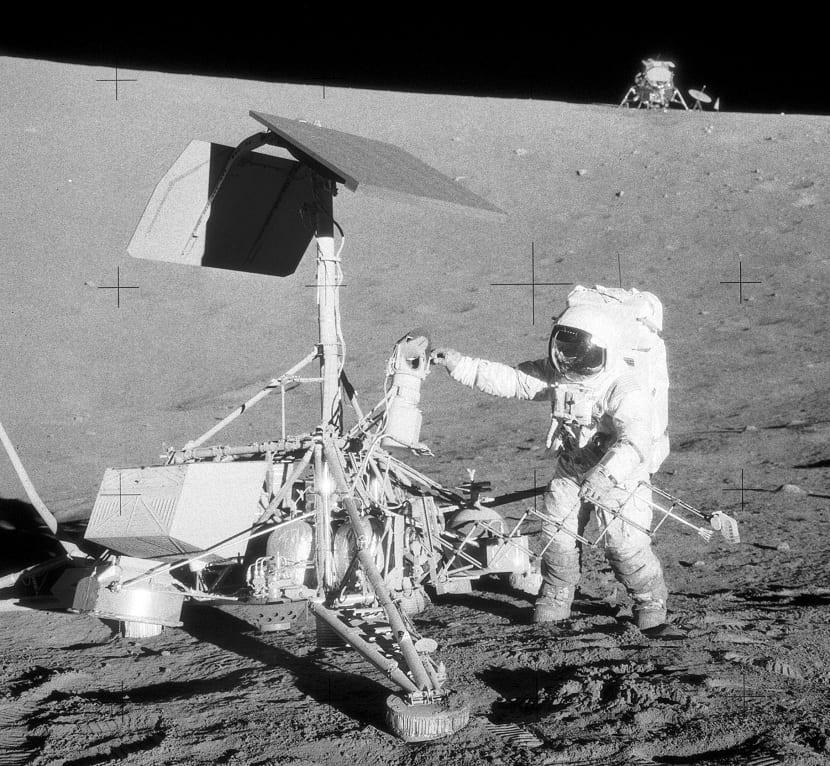 Misiones Apolo que llegaron a la luna