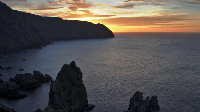 Relieve y clima del oceáno