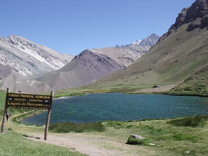 Verano en Aconcagua