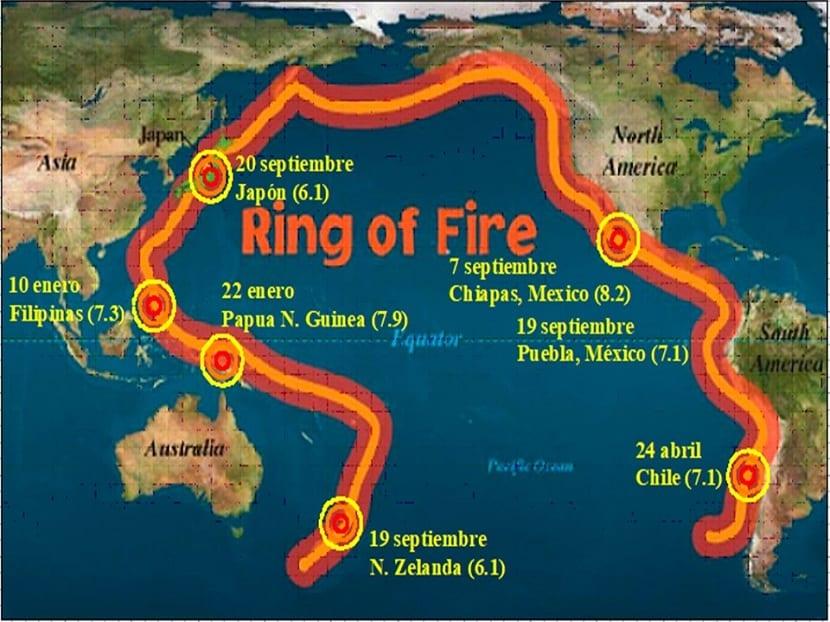 Zona activa sismicamente