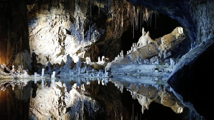 Cuevas calizas