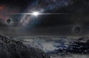 Supernova brillante