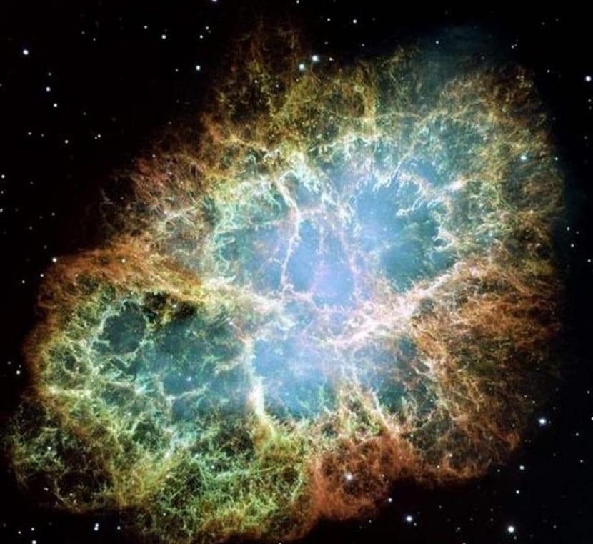 Avistamiento de nebulosas