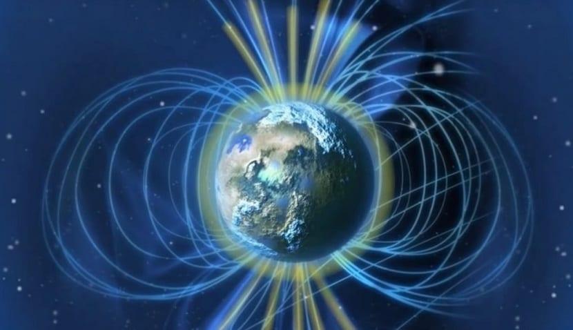 Características de la magnetosfera
