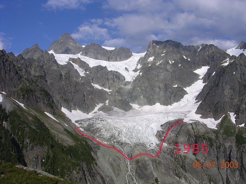 Circo glaciar completo