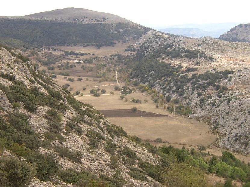 formaciones geológicas kársticas