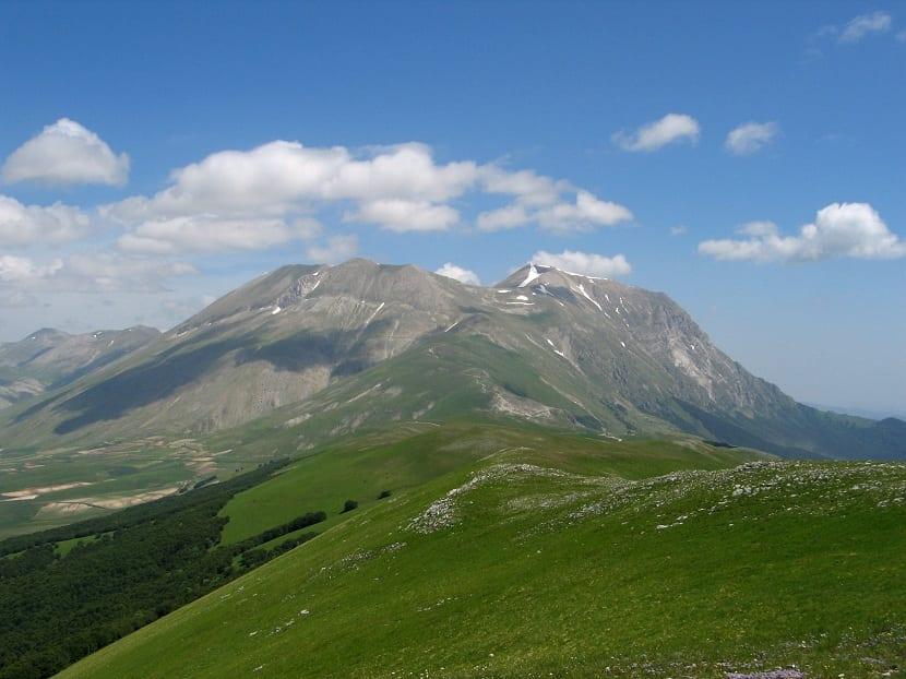 Montes Apeninos