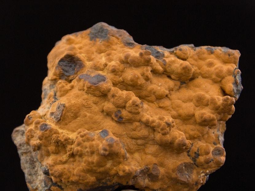 Características de la limonita