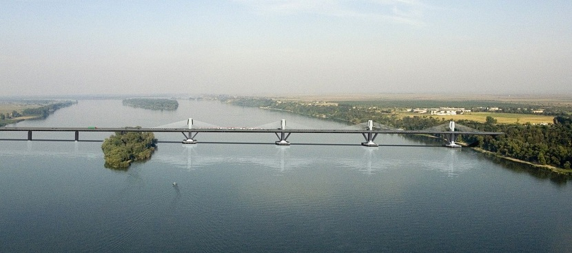 Caudal del Danubio