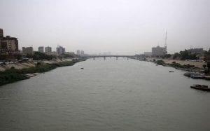 Caudal del Río Tigris