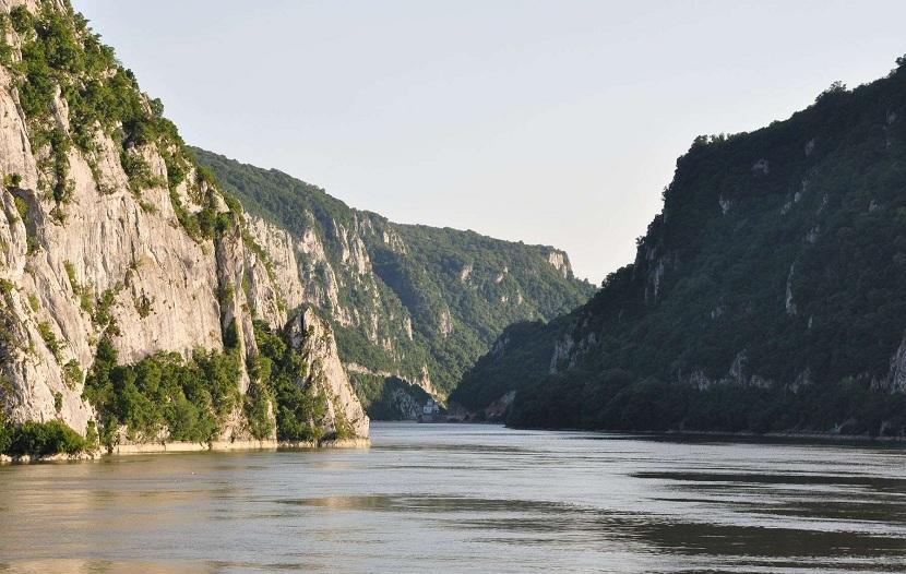 El segundo río mas grande de Europa