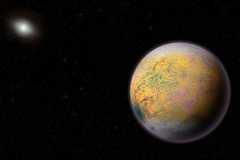 Nuevos planetas pequeños