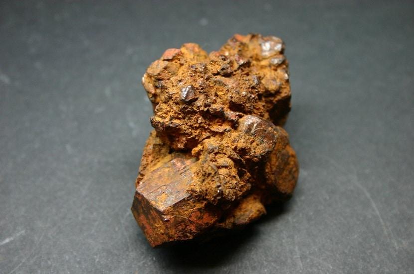 Unión de rocas