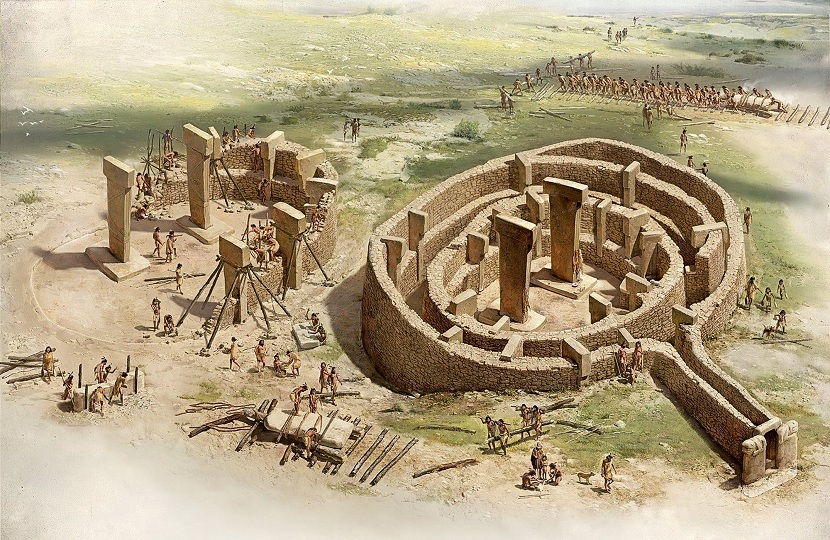 Civilización humana en el Holoceno