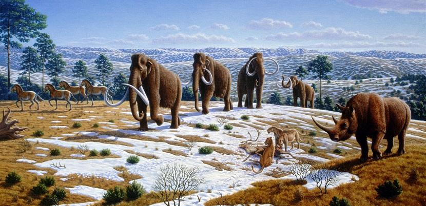 Ecosistema del plioceno
