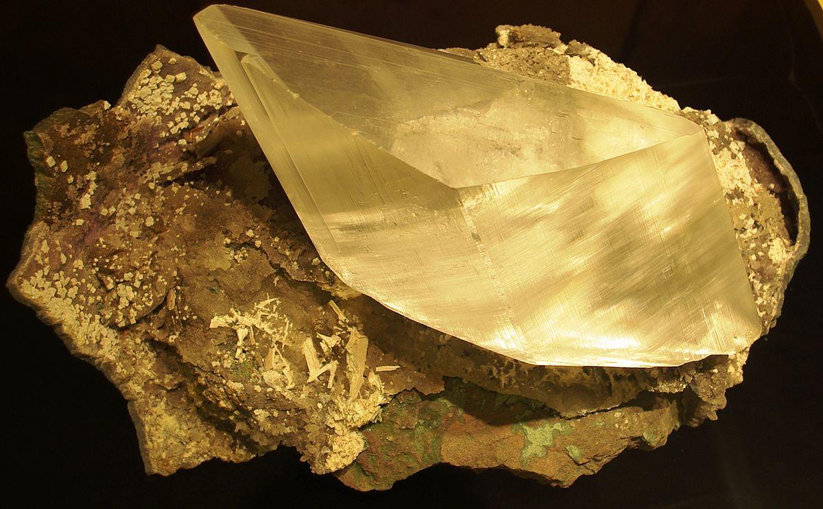 Estudio de lo minerales