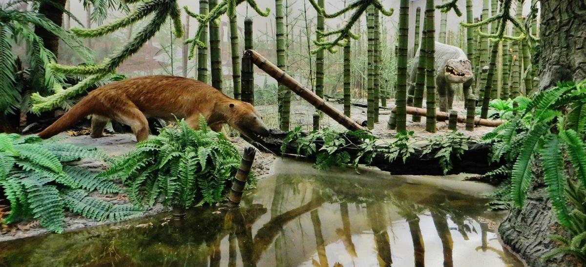 Animales del triasico