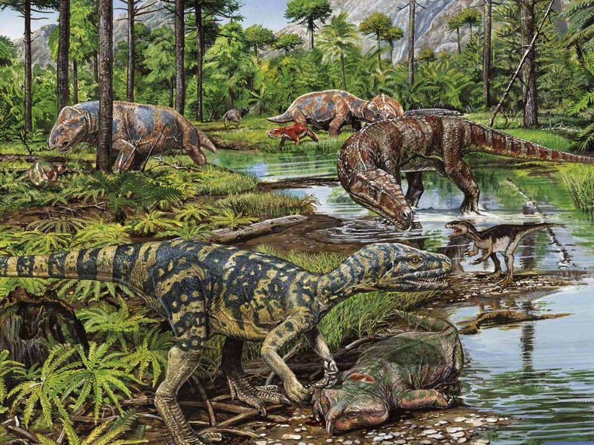 Expansión de dinosaurios