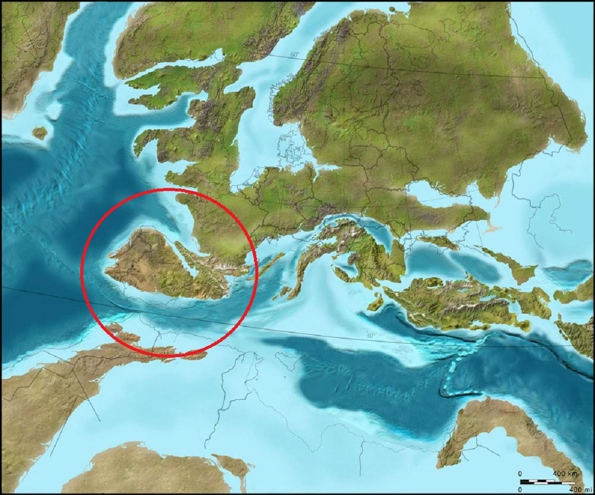Geologia del eoceno