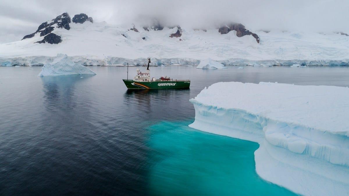 Área protegida del Antártico