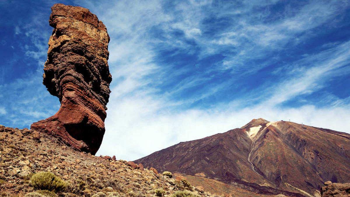 Geología del volcán Teide