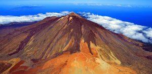 Mar de nubes del Volcan Teide