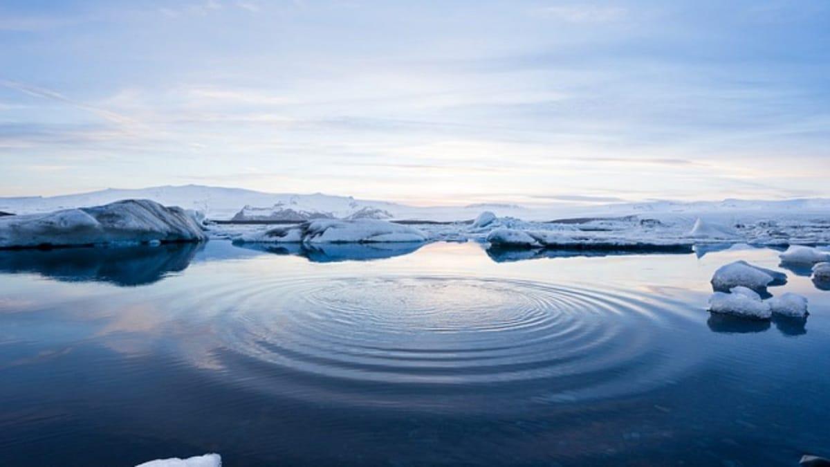 Características del océano Ártico
