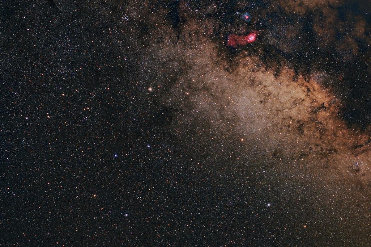 Constelación de Sagitario