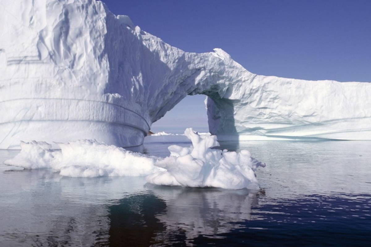 Derretimiento del hielo