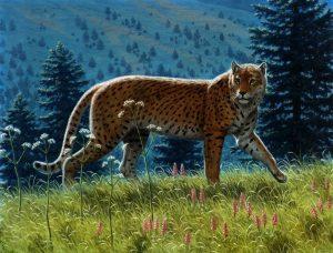 Fauna del Holoceno