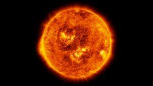 Temperatura del Sol y su brillo