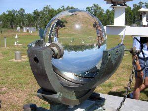 Aparato heliógrafo