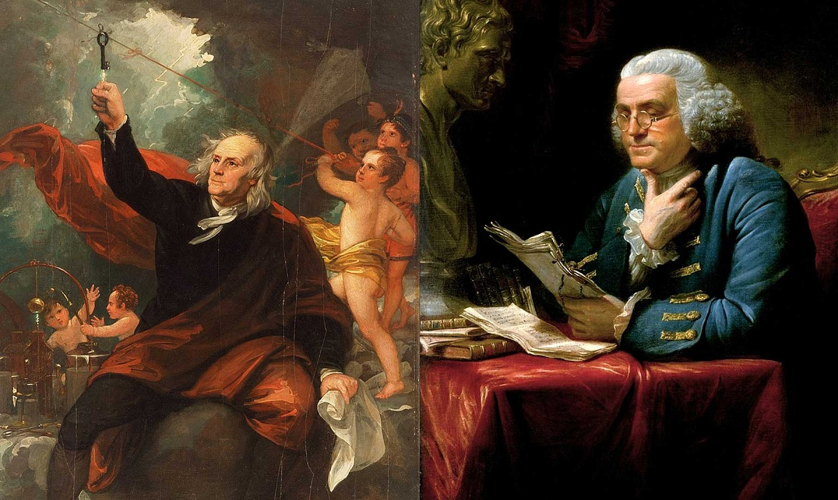 Biografía Y Hazañas De Benjamin Franklin Meteorología En Red