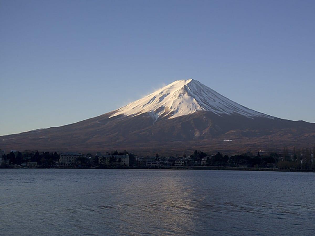 Volcán Fuji