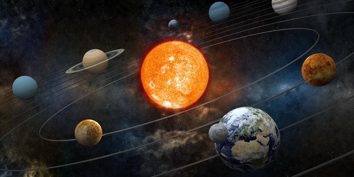 Órbita de planetas interiores