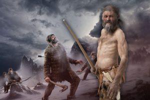 Ötzi el hombre de hielo