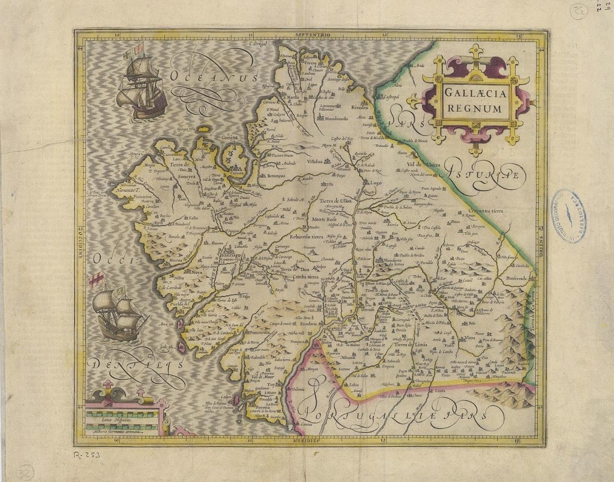 importancia de la cartografía histórica