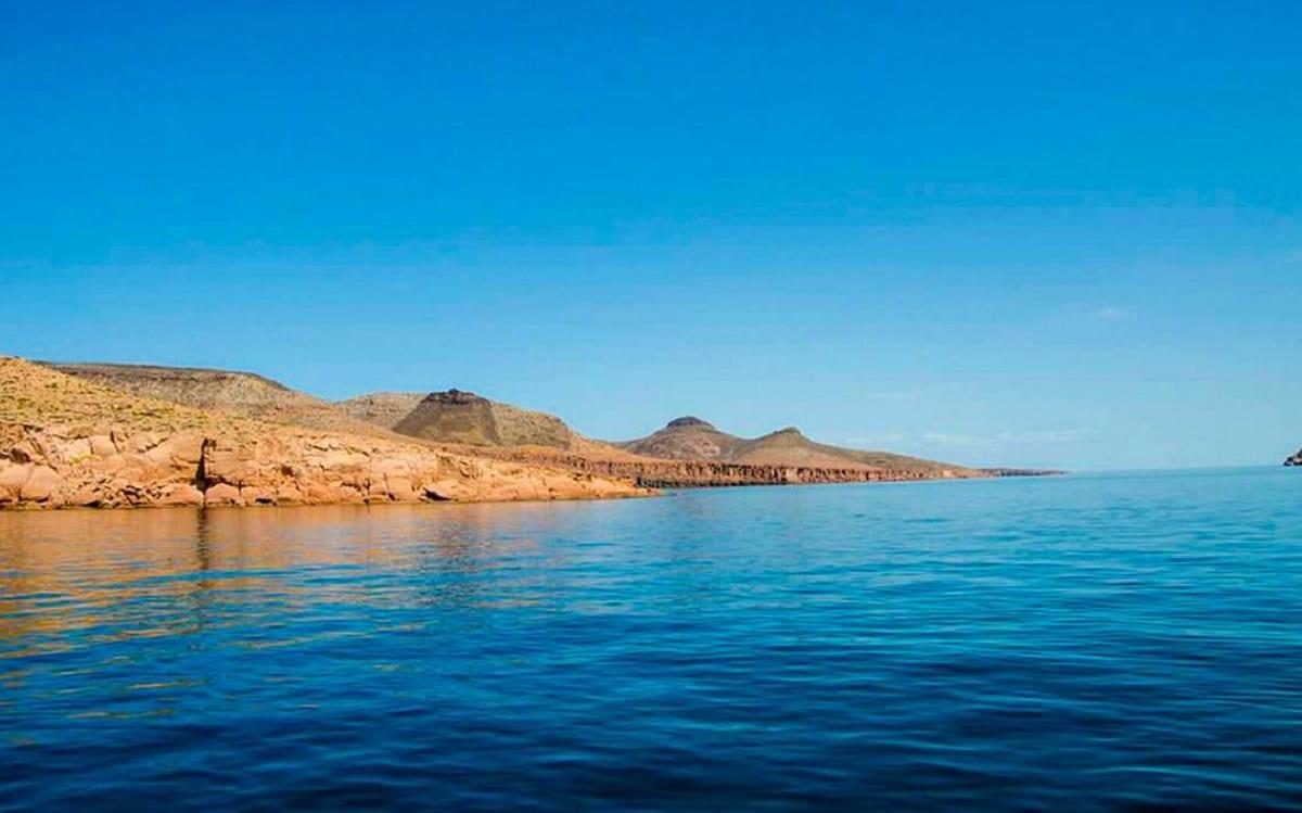 islas del mar de cortes