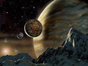 vision de planetas exteriores