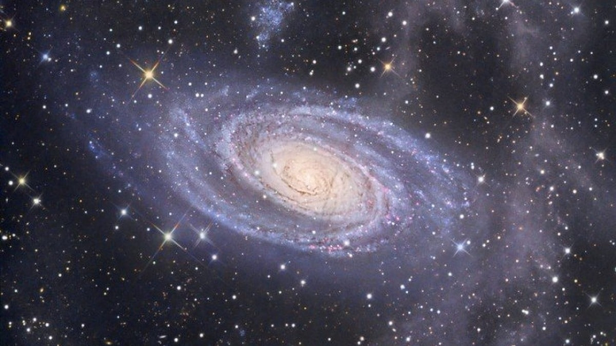 clasificacion de galaxias